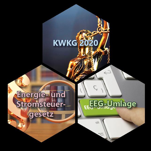 KWKG2020, Energie- und STromsteuergesetz sowie EEG-Umlage im Fokus einer neuen Fachkonferenz
